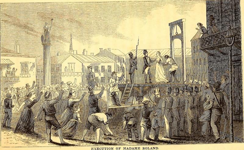 Судьбы феминисток французской революции. Прабабушки