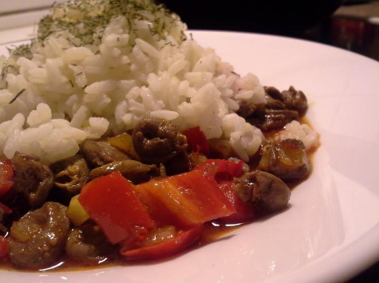 Что можно приготовить с куриными сердечками: простые и вкусные рецепты Кулинария