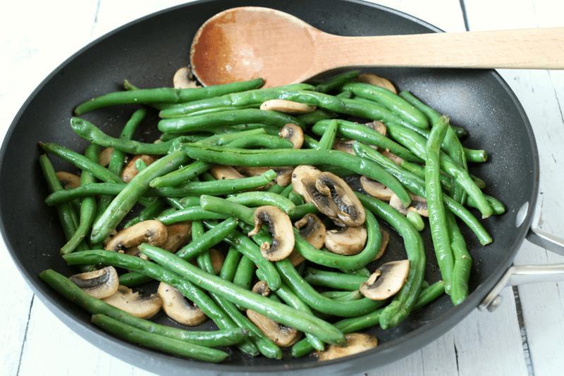 С чем приготовить стручковую фасоль: рецепты Кулинария