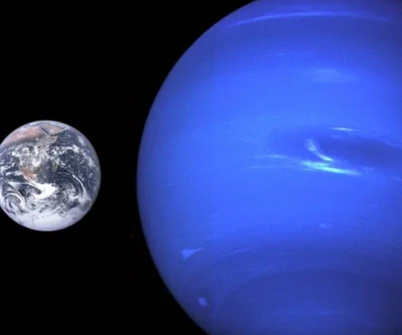 Восьмая планета Интересное