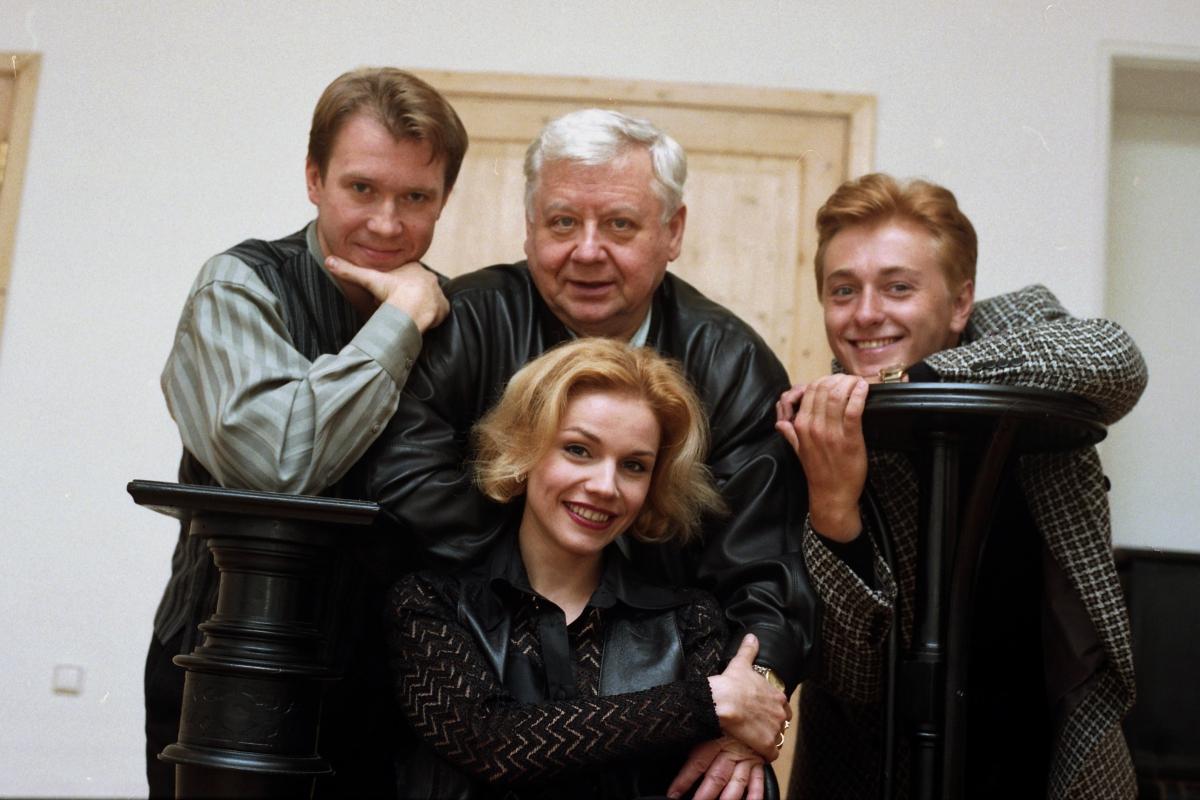 Год без Олега Табакова