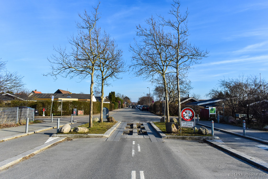 Датский велонацизм копенгаген