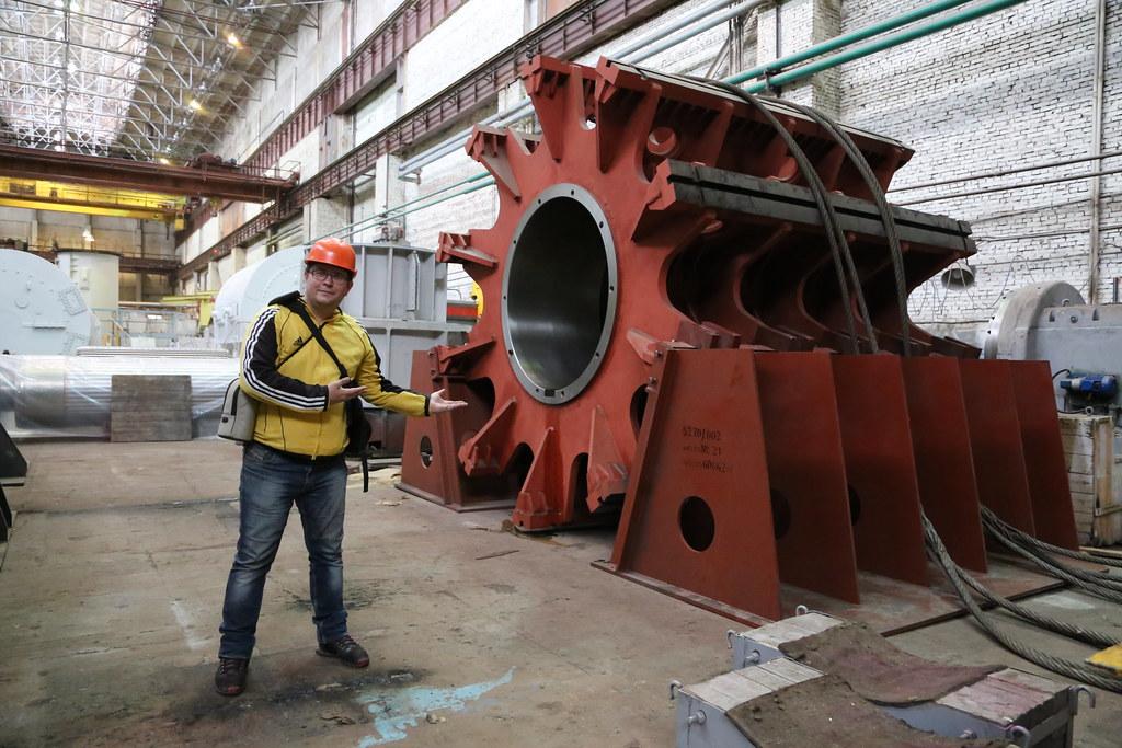 СГК стала владельцем 95% акций завода НПО «ЭЛСИБ» МАШИНОСТРОЕНИЕ