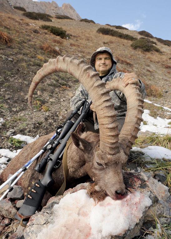 Дальний выстрел из карабина: слагаемые успеха охота и рыбалка