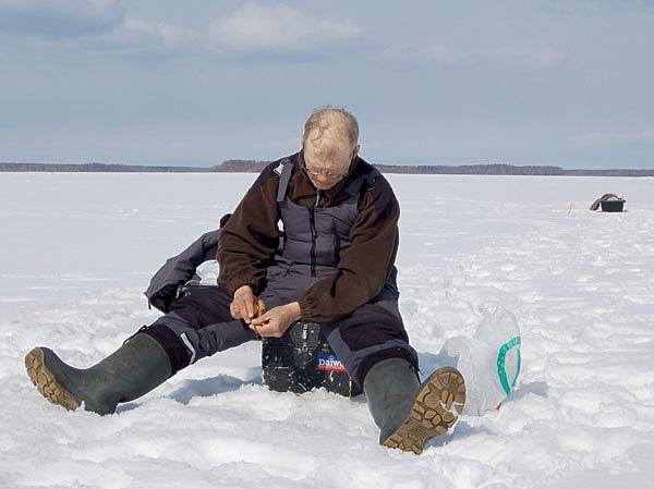 Окунь больших водоемов — как поймать Охота и рыбалка
