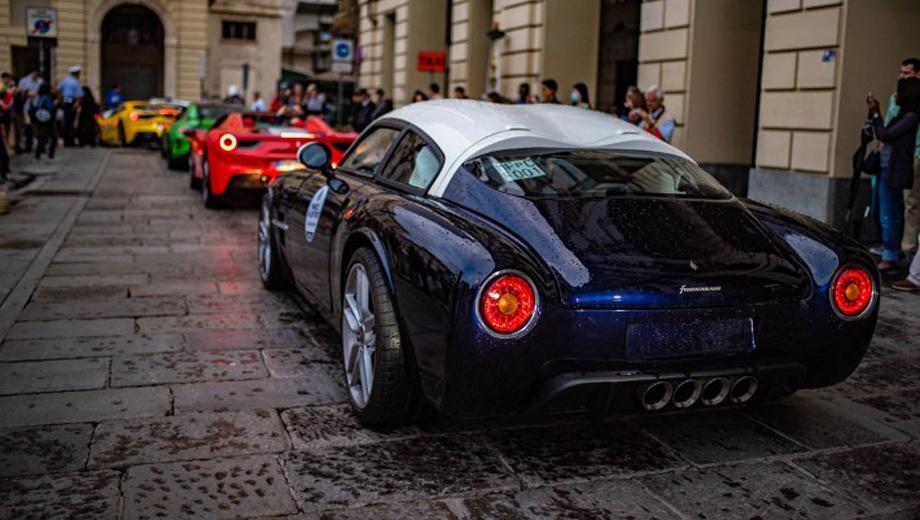 Купе Fornasari Gigi 311 GT явилось Корветом в ретро-оболочке Авто и мото