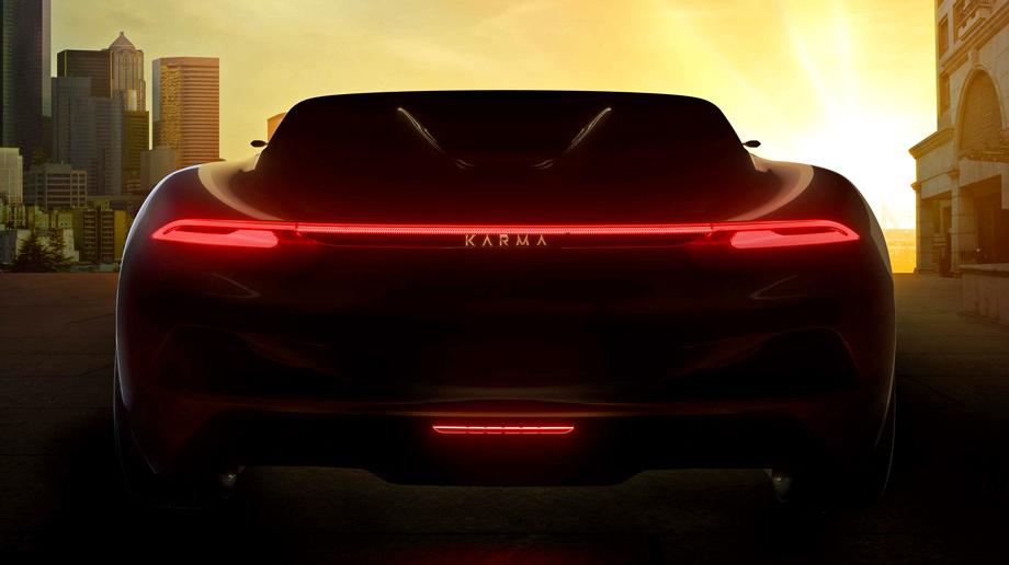 Фирма Karma Automotive пообещала три премьеры в Шанхае Авто и мото