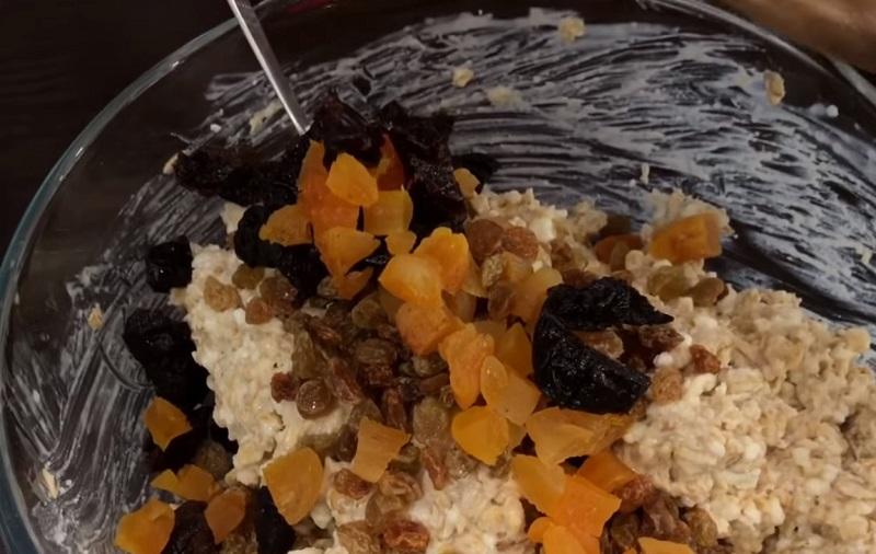 Как приготовить пирог из овсянки без муки и сахара Кулинария