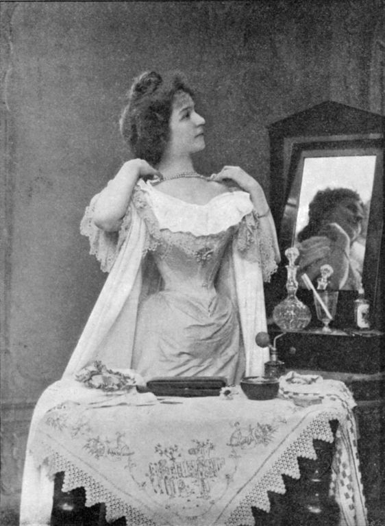 Красота по-викториански История