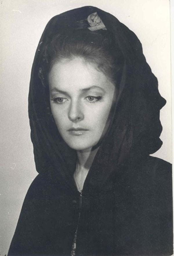 Анастасия Ягужинская из