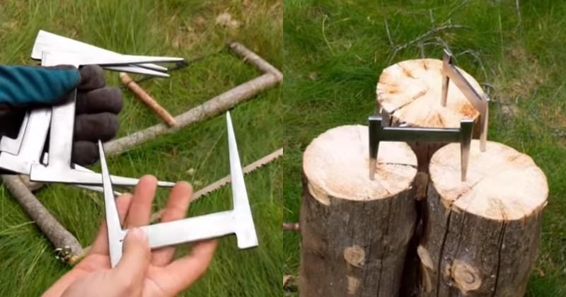Как сделать вертикальный мангал своими руками Советы