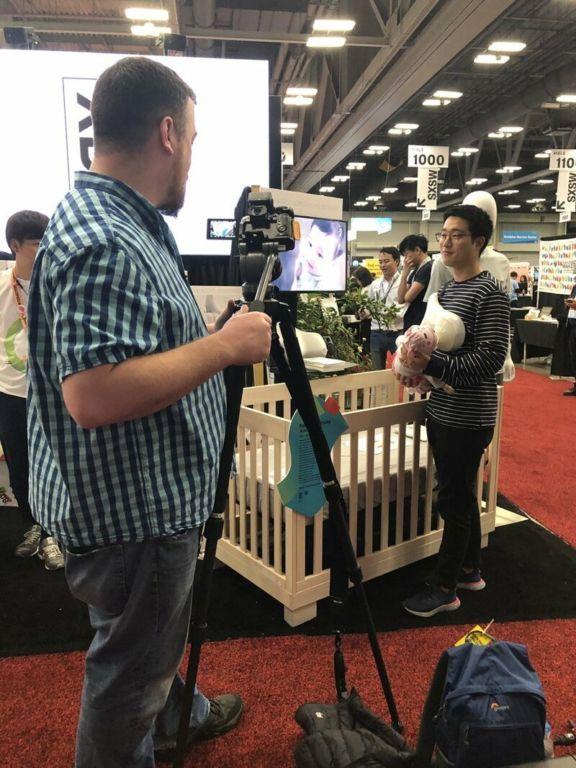 Японцы придумали «папину сиську» для кормления младенцев Наука