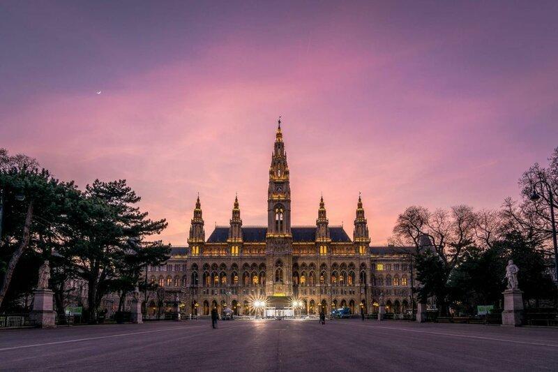 В рейтинге «самых удобных городов» снова лидирует Вена Интересное