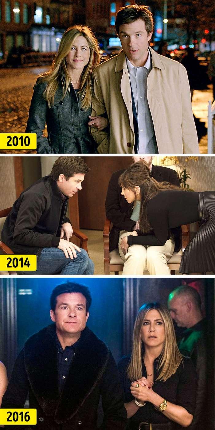 12пар актеров, которые часто снимаются вместе, имыэтому только рады Интересное