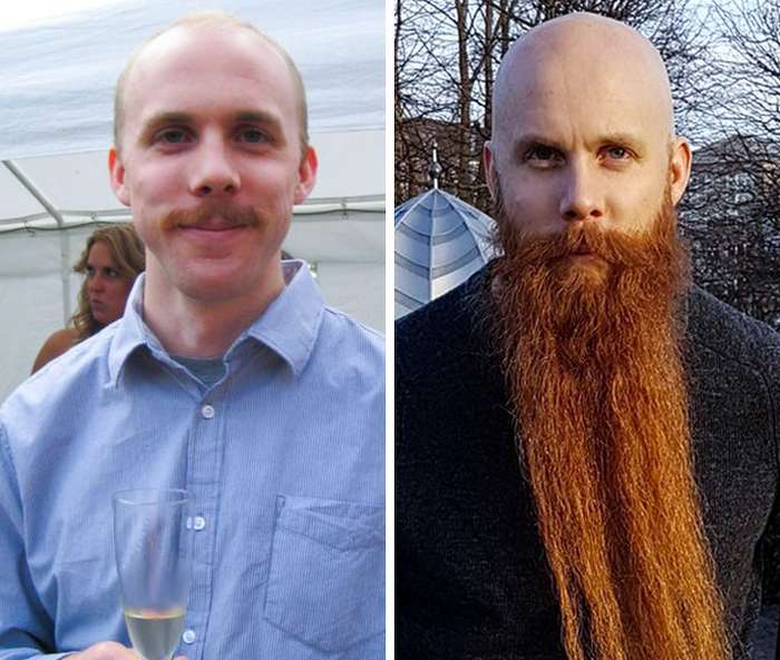20доказательств, что борода делает мужчин невероятно притягательными Интересное