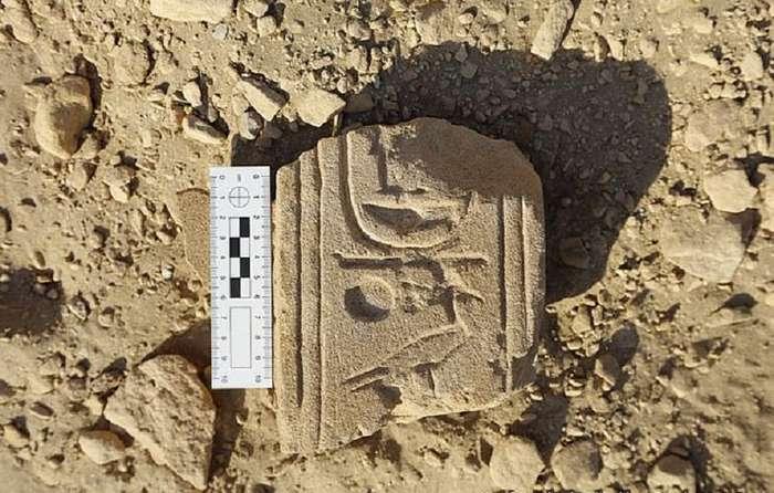 Ученые обнаружили египетскую мастерскую, которой больше 3000 лет. Найдены редкие артефакты Интересное