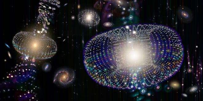 Темный поток: необъяснимая загадка Вселенной Интересное