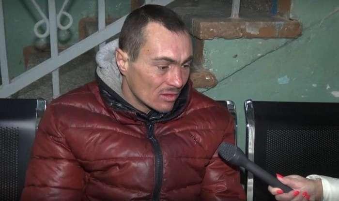 Русский мужчина сбежал из цыганского рабства и пешком добирается на родину Интересное