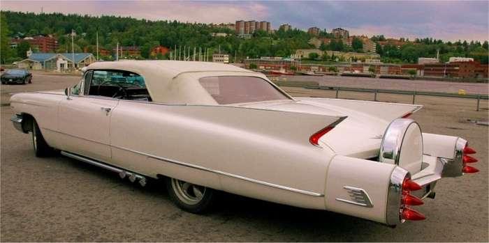 Continental Tire и Continental Kit: азы американского стиля   авто