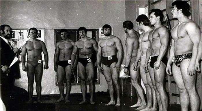 Каким был культуризм в СССР?   Интересное