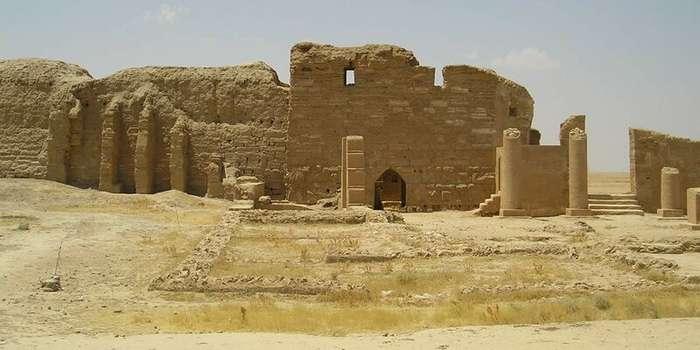 Павшие цитадели: о чём рассказали следы древних осад   Интересное
