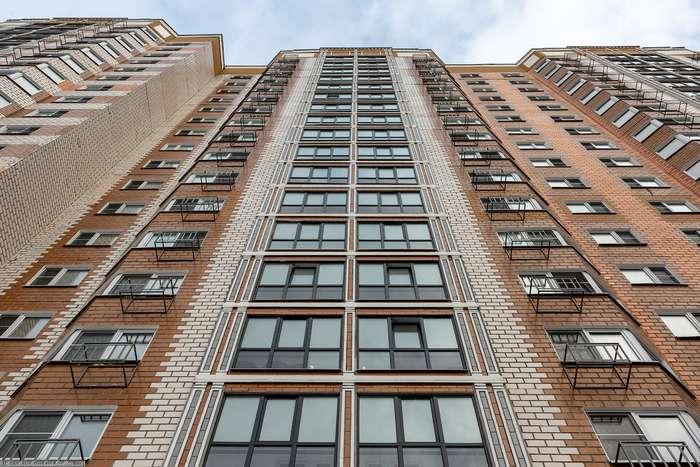 В Москве началось заселение нового дома, построенного по программе реновации Интересное