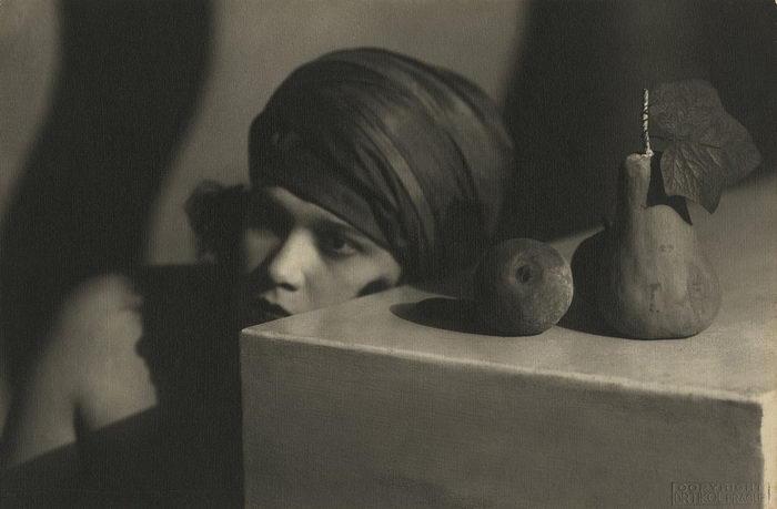 Легенда эротической фотографии Frantisek Drtikol. Красота женского тела и ни грамма пошлости