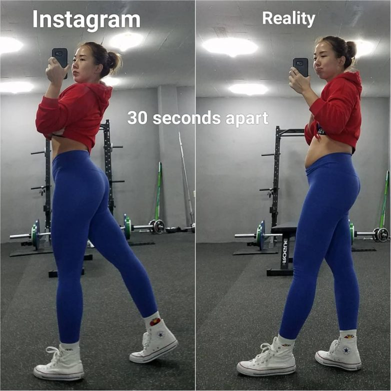 15 фактов того, что нельзя верить фотографиям в социальных сетях