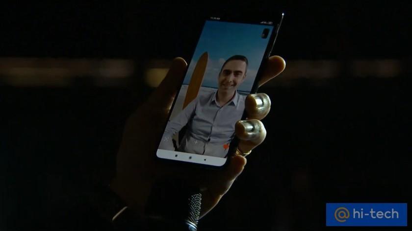 MWC 2019: Xiaomi показала 5G-слайдер Mi Mix 3 Mi Mix 3