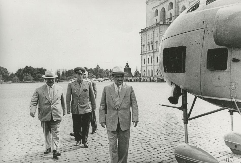 Казанский вертолетный завод готовит VIP-вертолет, который продолжит линейку лимузинов Aurus Авиация