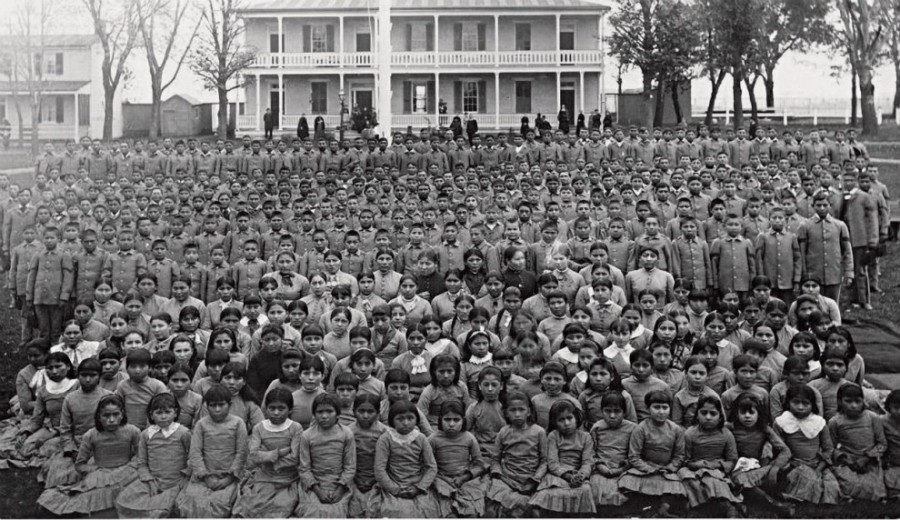 Геноцид коренных американцев : чему не учат в школах США Война и мир