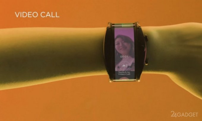 Новый смартфон-часы от Nubia имеет собственную операционную систему Nubia