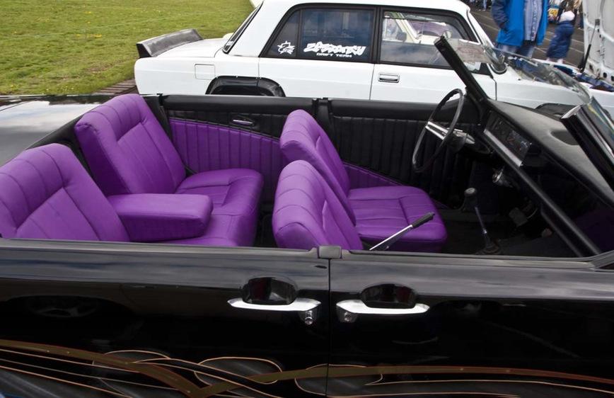 Превращение ГАЗ-24 «Волга» в стильный кабриолет с дверьми, как у Rolls-Royce авто и мото