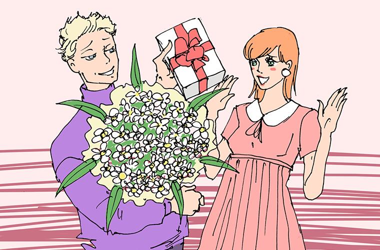 Они любят цветы, каблуки и чтобы за них платили...и еще много чего, что говорят о русских женщинах иностранцы Женщины