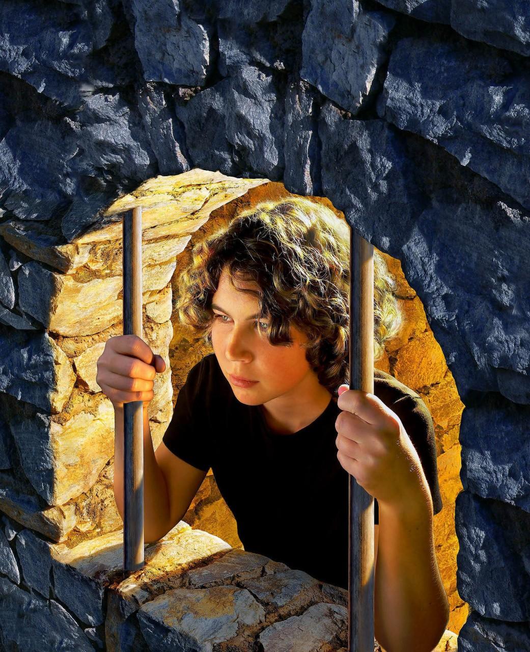 «Бесконечный взгляд вовне»: фантазия Адриана Честермана Иллюстрация