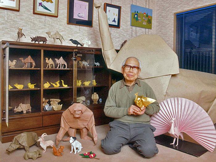 6 современных художников, которые ломают стереотипы об оригами оригами