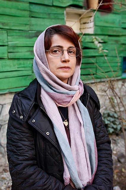 Иранскую правозащитницу приговорили к тюремному сроку и ударами плетью FreeNasrin