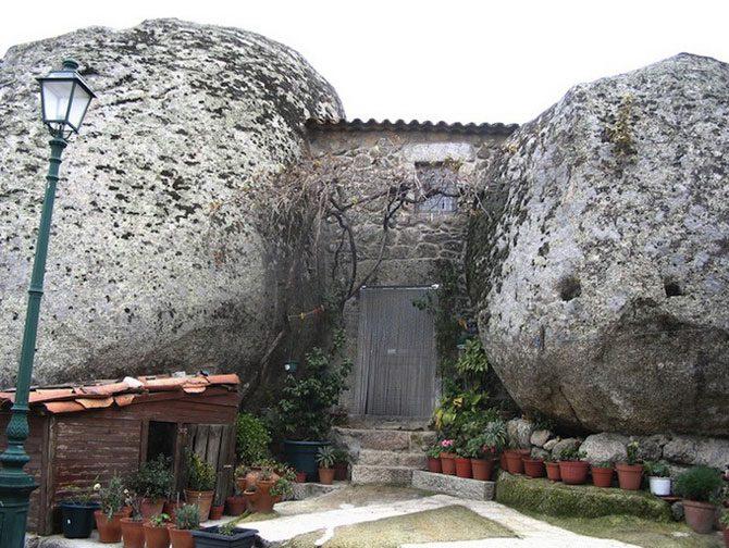 Монсанто: официально «самая португальская» деревня в мире
