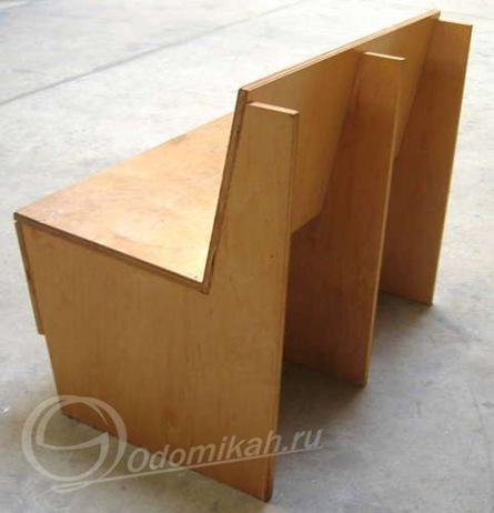Делаем диванчик для веранды на даче своими руками Диван