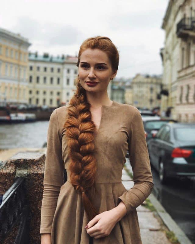 Московская Рапунцель или как вырастить шикарные волосы? супер