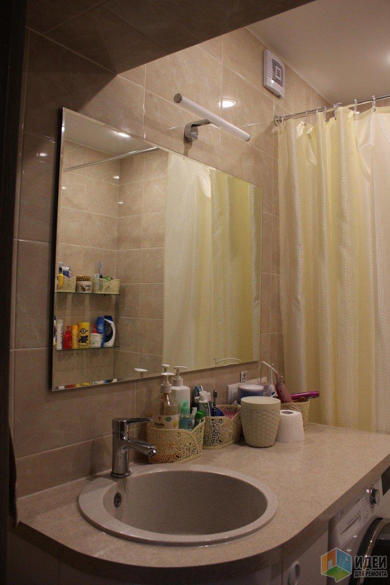 Ванная почти обычная самоделкин