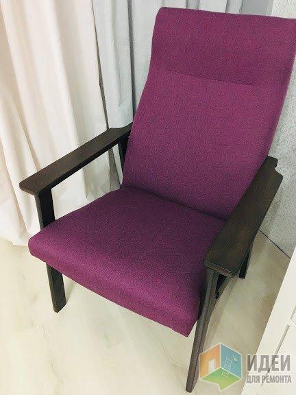 Еще одно кресло самоделкин