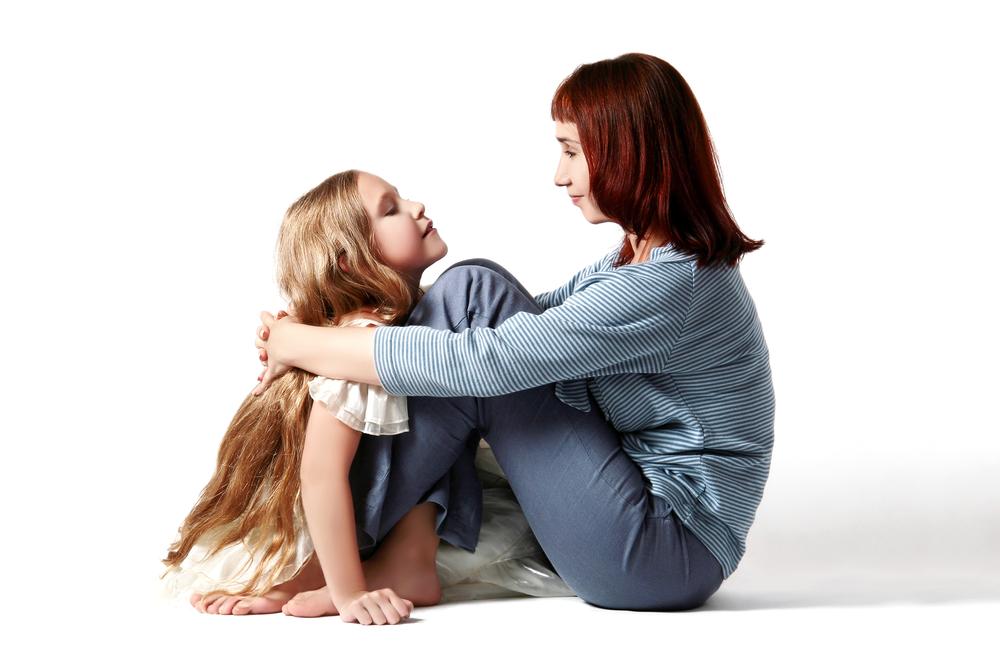 """Когда пора поговорить с дочерью на """"эти"""" темы? гинекология"""