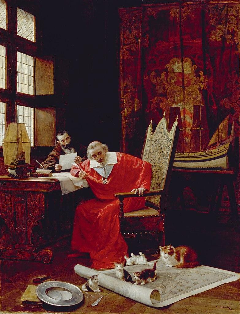 Кукловоды мировой закулисы: 5 самых известных серых кардиналов в истории интересное