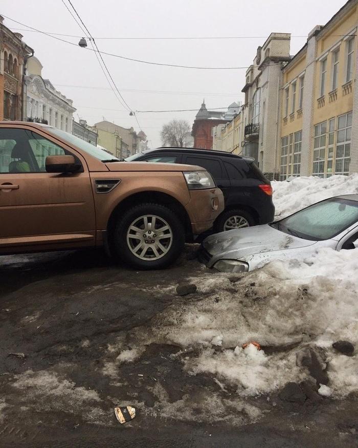 Весна - пора подснежников авто и мото