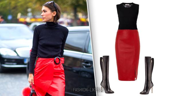 Как носить одну юбку всю неделю, при этом не повторяться и выглядеть шикарно? Рассказываем! мода