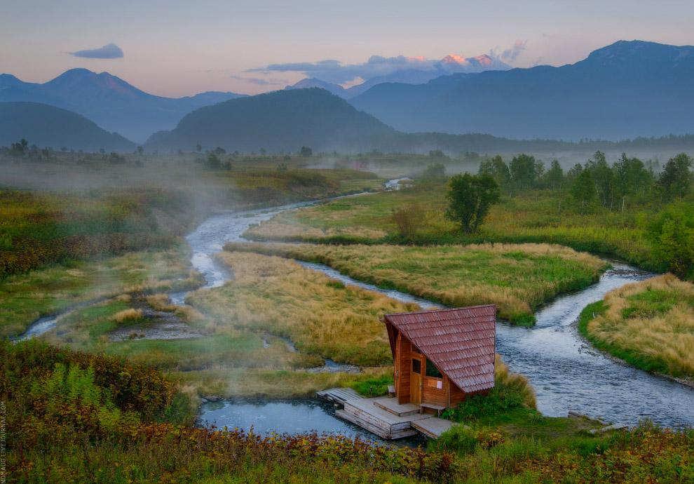 Большое камчатское путешествие Путешествия