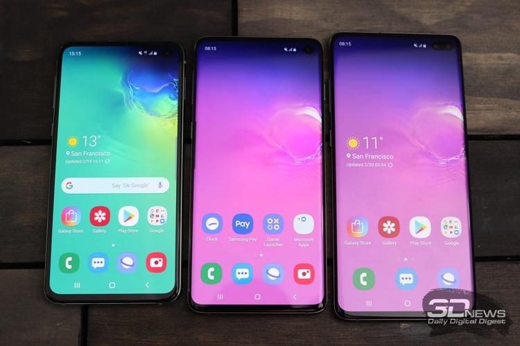 Samsung может выпустить «бюджетный флагманский» смартфон на чипе Snapdragon 855 новости