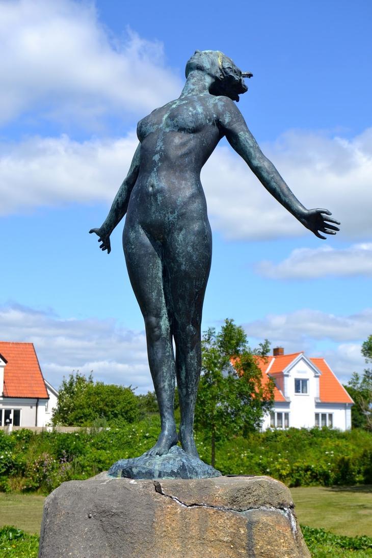 Жемчужина из династии скандинавских красавиц: Нена фон Шлебрюгге, мать Умы Турман загадочность