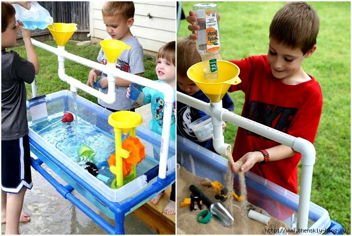 17 поделок для детей на даче, которые можно сделать своими руками сделай сам